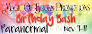 MoB Birthday Bash ~Paranormal