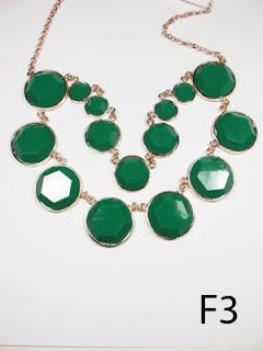 kalung aksesoris wanita f3