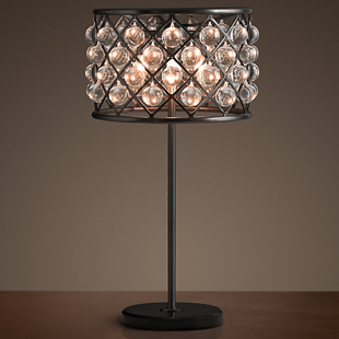 Restoration Hardware Spencer Table Lamp