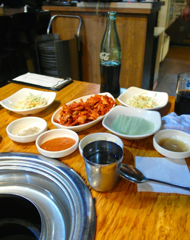 ewha university summer studies seoul korea travel lunarrive blog singapore sinchon samgyupsal dinner