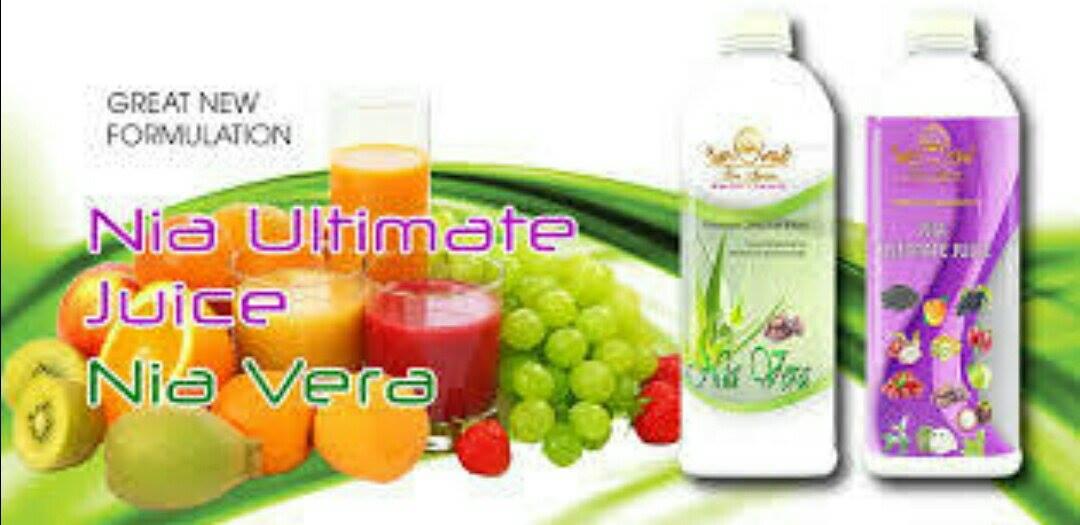 Nia Ultimate Juice - Nia Vera