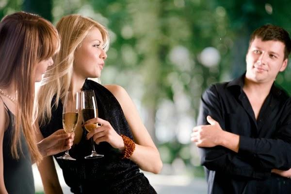 Как познакомиться с девушкой на вечеринке
