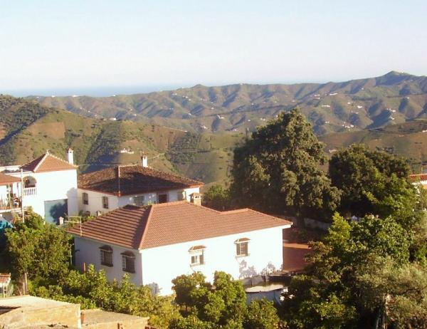 Casa rural en malaga - Casa rurales malaga ...