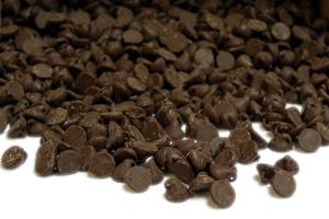 Chocolate Bark with Pumpkin Seeds and Sea Salt
