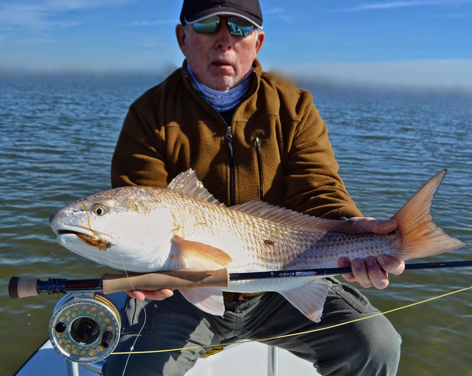 Ga foothills 629 red fish fly fishing in savannah for Flying fish savannah ga