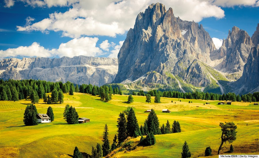 The World's Most Beautiful Places In Photos