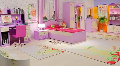 home decor idea: home decoration for cute girl room decor