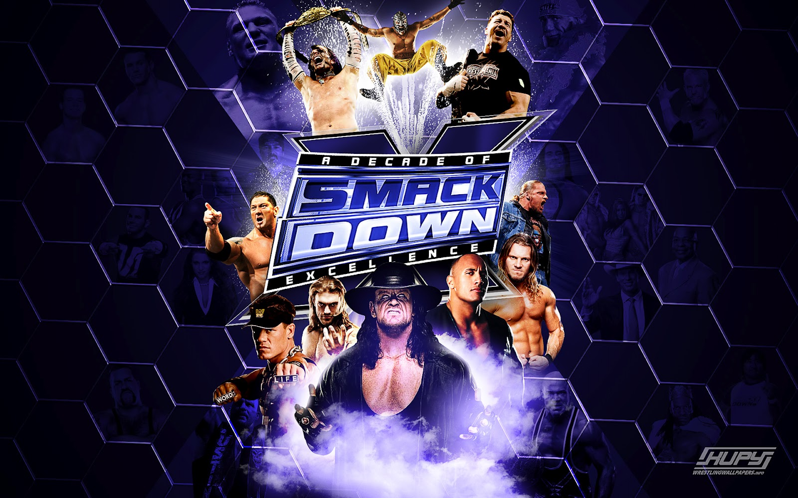 WWE WALLPAPERS Smackdown
