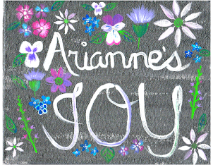 Arianne's Joy Etsy Shop