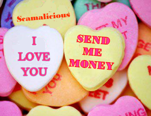 Scamalicious dating scams are over the top scams targeting singles looking for love online