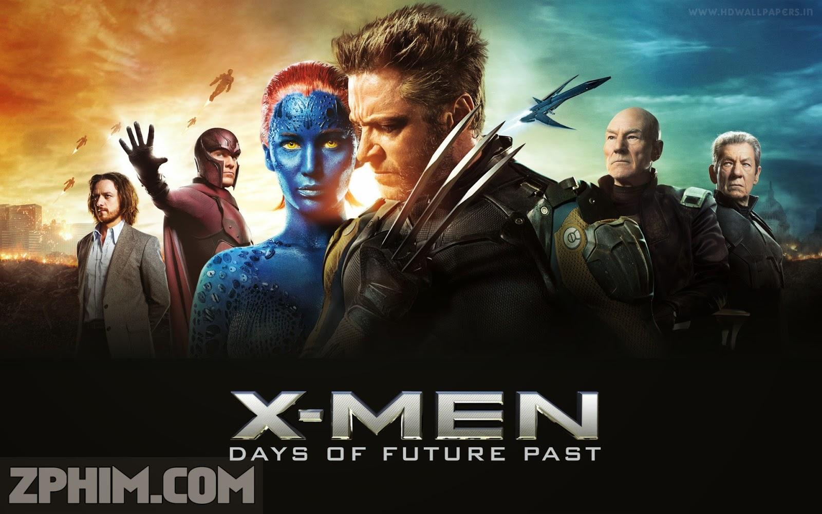 Ảnh trong phim Dị Nhân: Ngày Cũ Của Tương Lai - X-Men: Days of Future Past 1