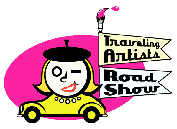 Traveling Artists Road Show