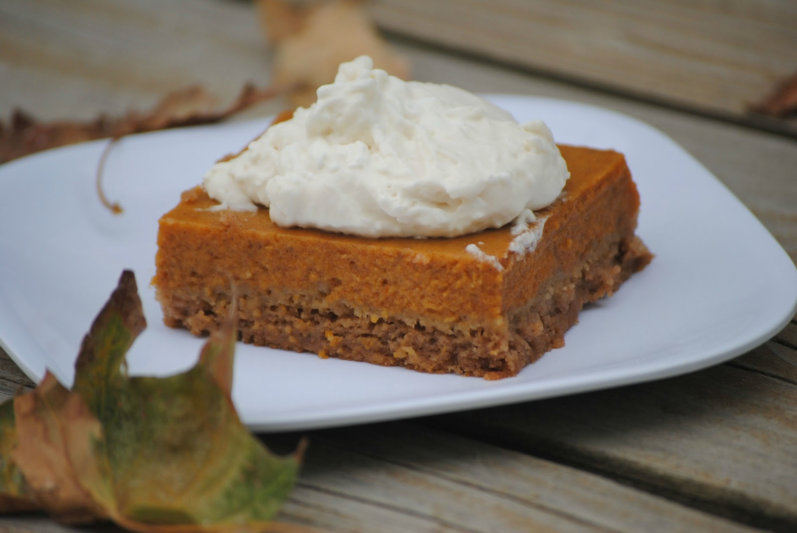 The Farm Girl Recipes: Pumpkin Pie Bars