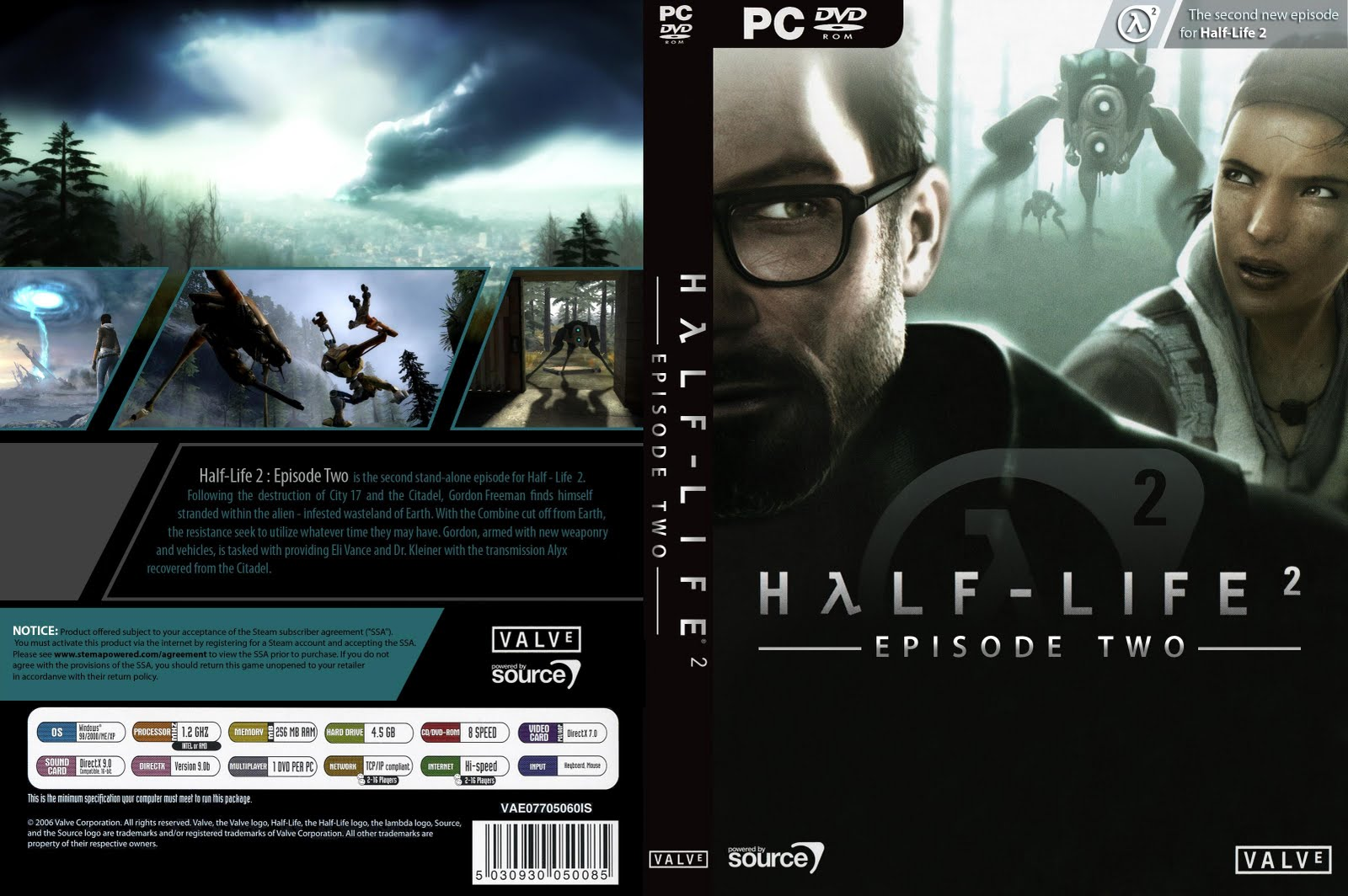 Half life 2 continuation mod, half life 2 episode two, total conversion, addon, development, indie, extension