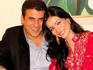 Amina Shafaat Husband