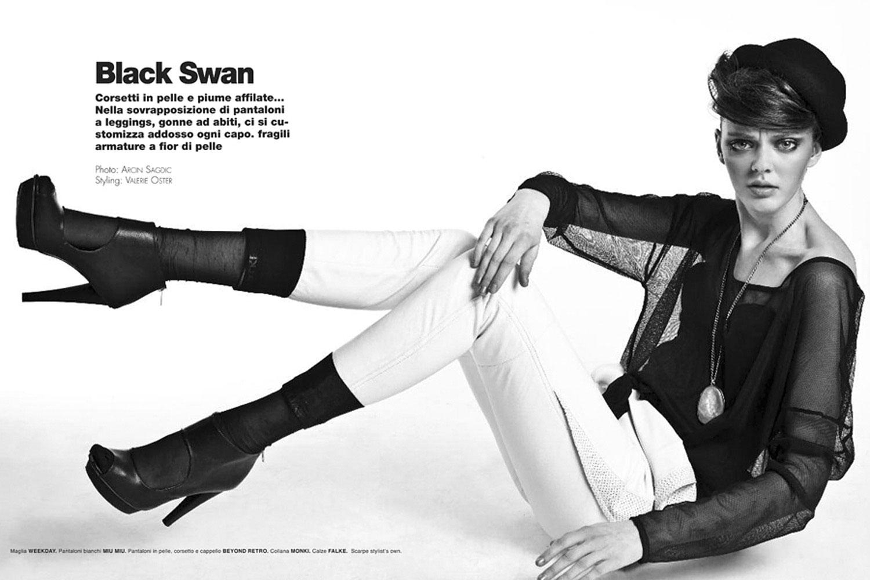 Fashion week Tyelna masha model profile for girls