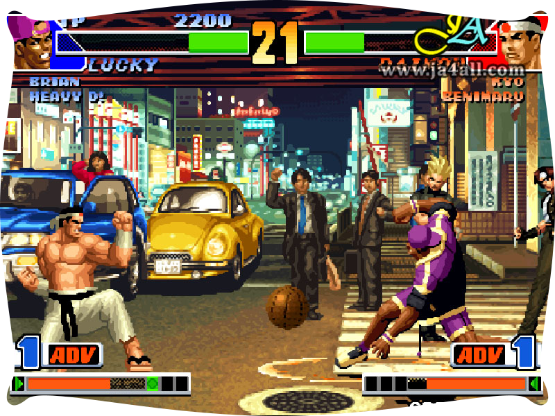 The King of Fighters 98 Game for Windows - Scene 5