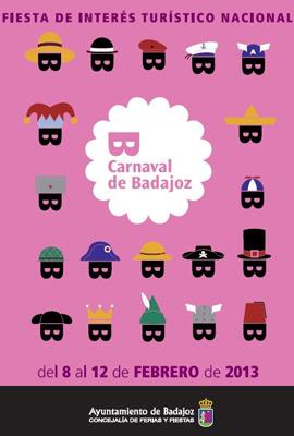 Carnaval de Badajoz 2013 final concurso de murgas