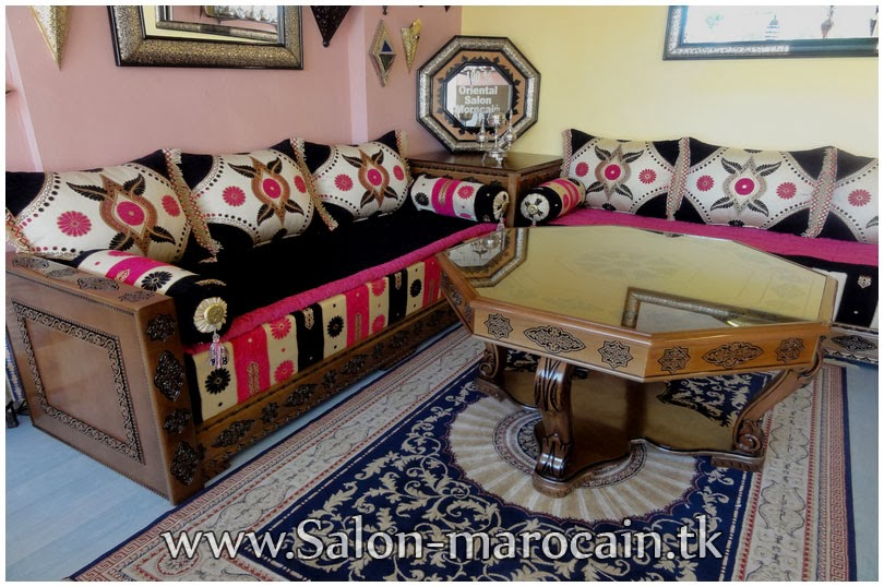 Salon 2014 d coration maison 2014 for Decoration fenetre marocaine