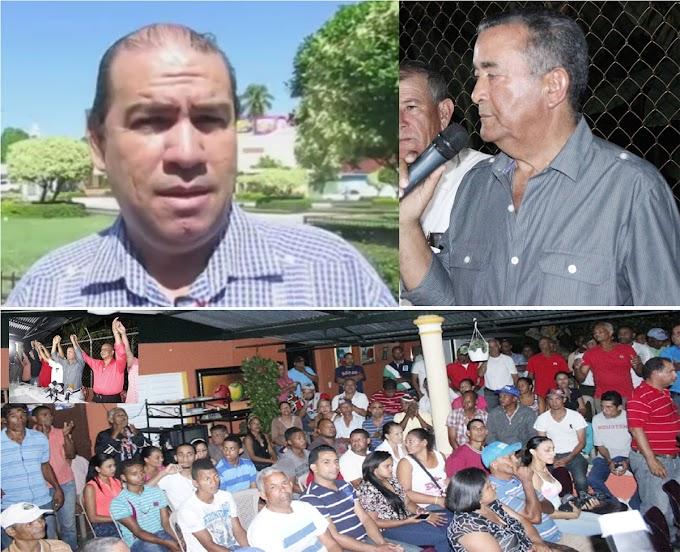 Crisis en el PRM por candidaturas alcaldías en Moca