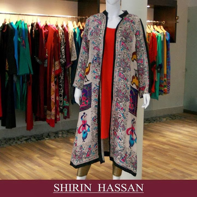 fall winter collection shirin hassan
