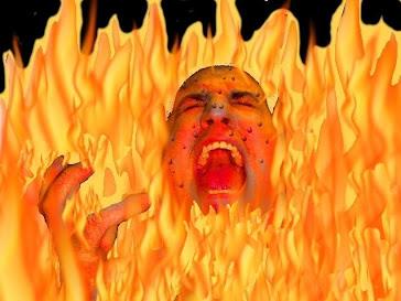 onde o bicho não morre , e o fogo nunca se apaga