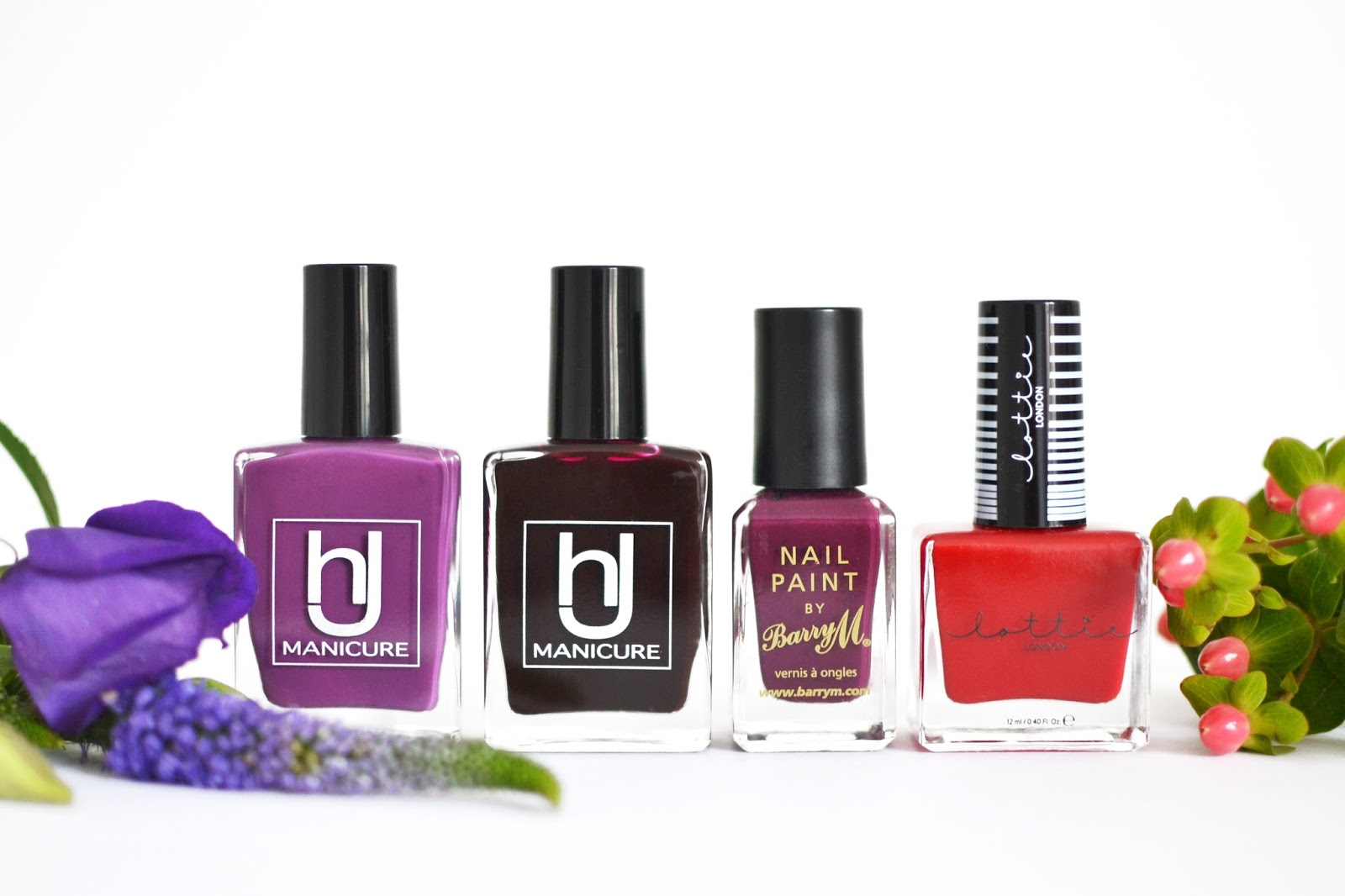 4 Awesome Nail Shades For Autumn