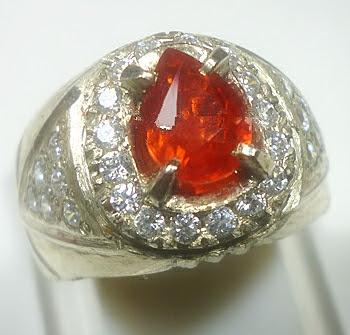 Cincin, Batu Permata Asli, Bertuah Alami