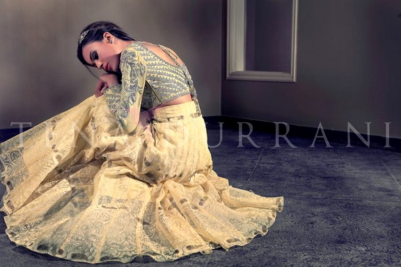 Tena Durrani Wedding Wear S/S 2015