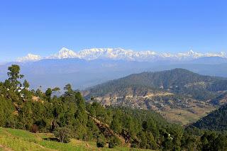 Kausani Uttaranchal