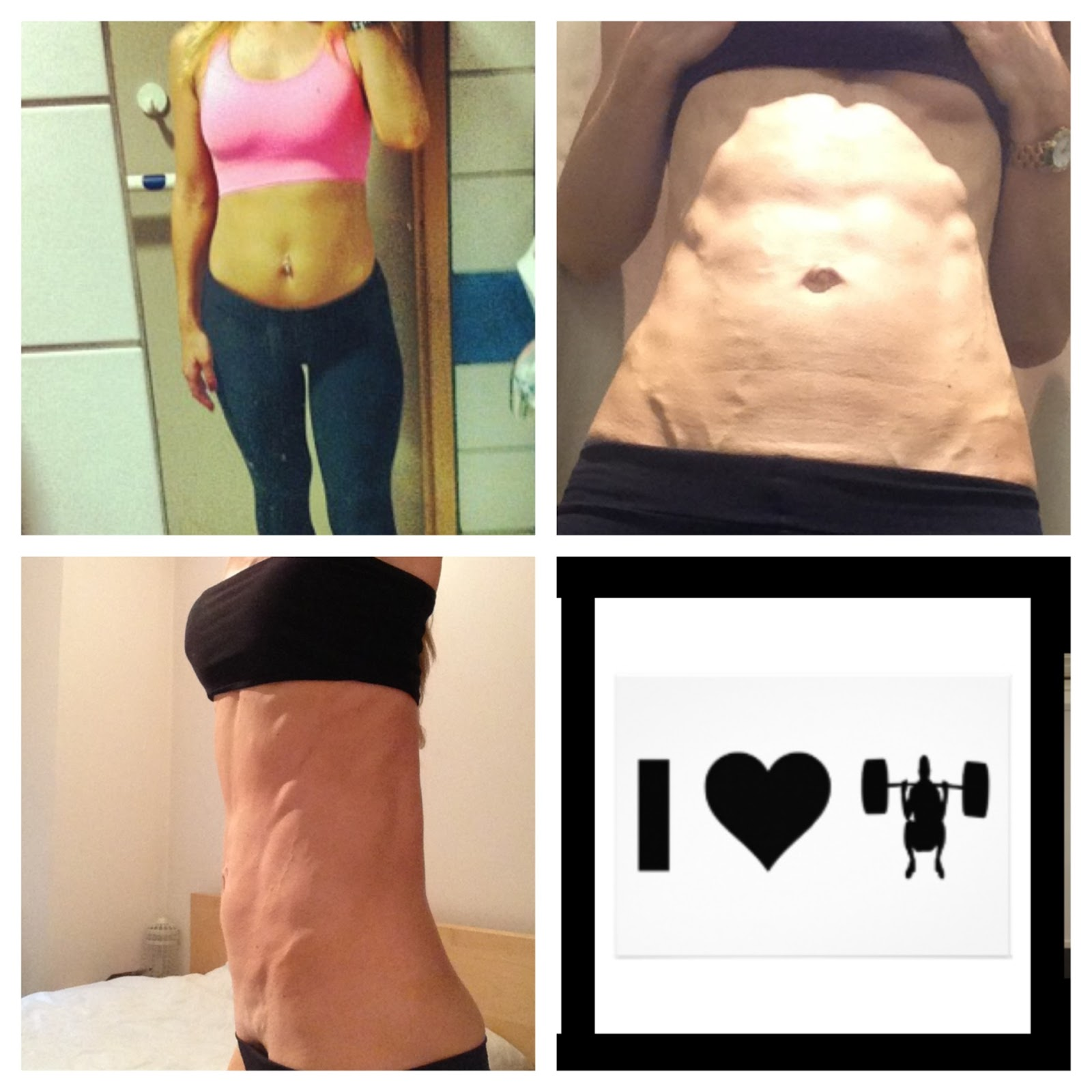 the gallery for gt women strength training before and after