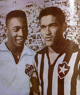 Fritz The Flood Gods Of Brazil Pele Amp Garrincha