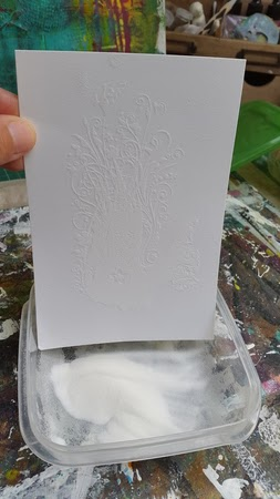 Whoopidooings: ICAD 2015 Cover Card - Iron off emboss resist