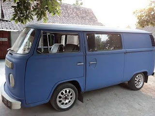 Dijual VW Combi 73 asli panel (rare item)
