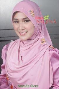 Saqina Annida Siera - Tropical Rose (Toko Jilbab dan Busana Muslimah Terbaru)