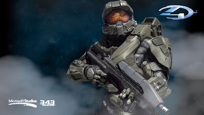 Fanmade Halo 4 Wallpaper
