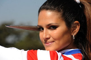 Leryn Franco 2012 London Olympics