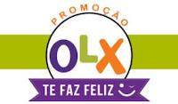 Promoção OLX te faz feliz! www.olxtefazfeliz.com.br