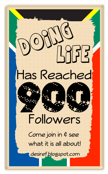 Desire's 900 Follower Celebration