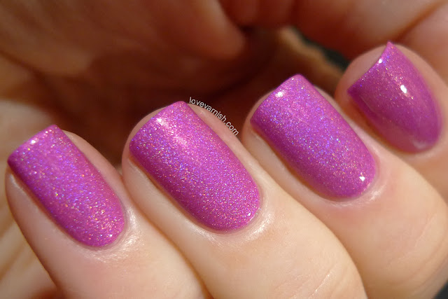 Too Fancy Lacquer Lovelock Duo This Love Is Smokin' Hot