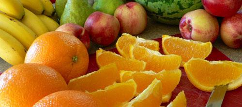 Buah-buahan yang bermanfaat mencegah gejala flu