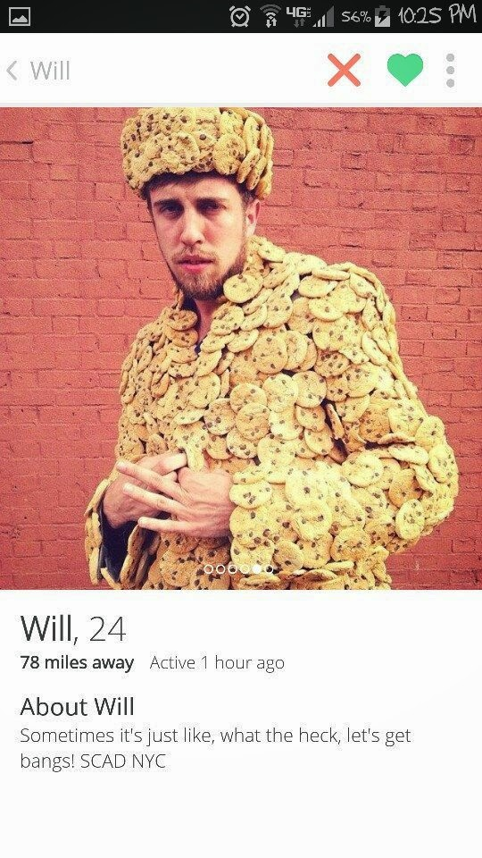 Creepy online dating profiles in Sydney
