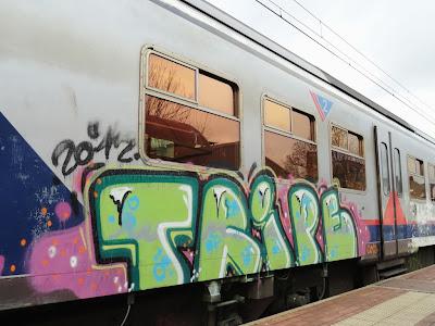 tripe graffiti