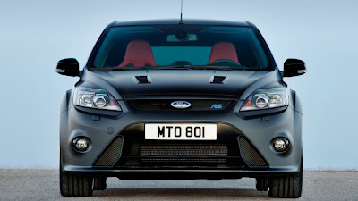 Next Ford Focus RS to Deliver 330 HP