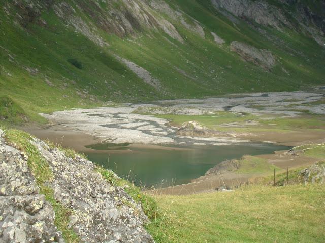 GR10: du barrage d'Ossoue à La Grange de Holle + Gavarnie