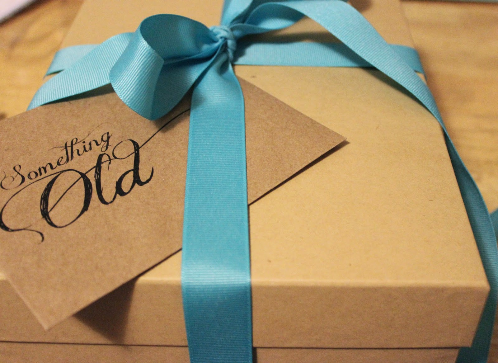 Something Old New Borrowed Blue Gift Boxes Wedding Tips And