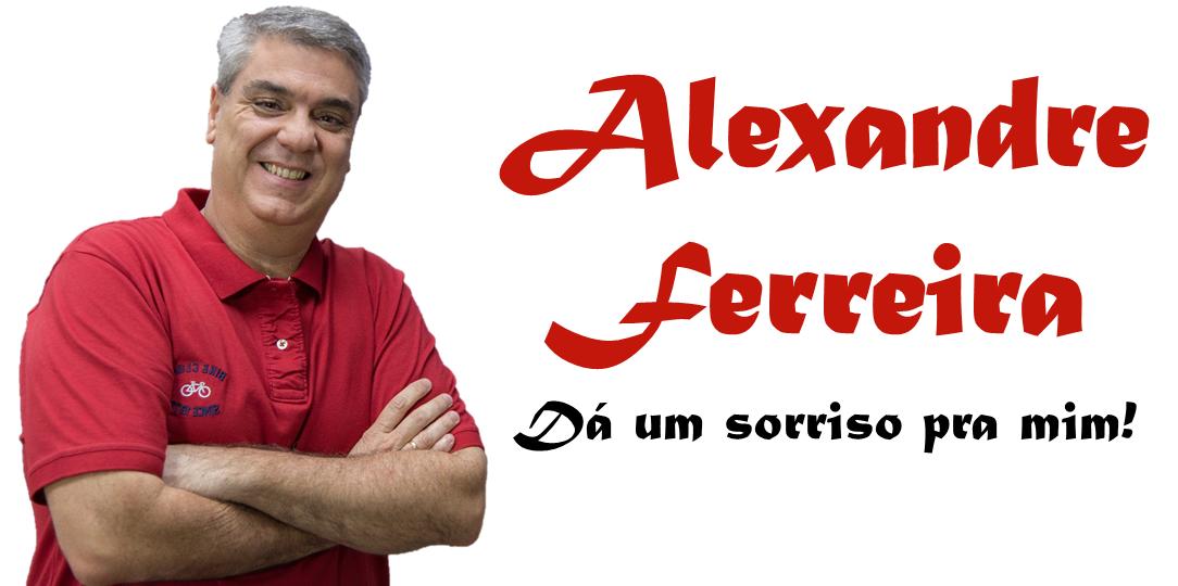 Alexandre Ferreira - Dá um sorriso pra mim!