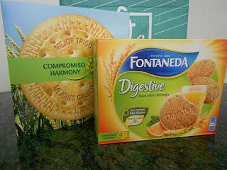 Fontaneda Digestive Soja y Naranja