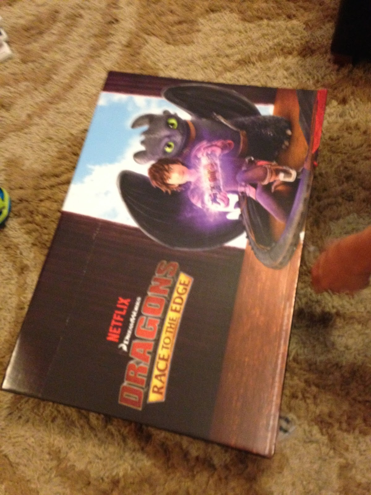 how to train your dragon netflix series season 3
