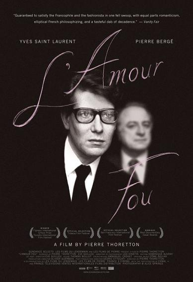 l amour fou. L#39;Amour Fou, another